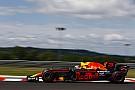 F1 【F1ハンガリーGP】FP2速報:好調リカルドが首位。ベッテルが2番手
