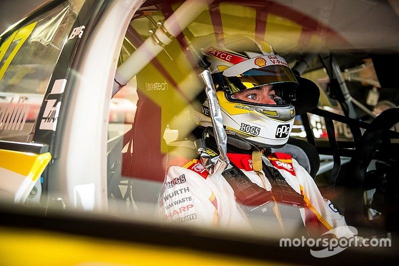 McLaughlin 'more comfortable' with Penske Ford after test