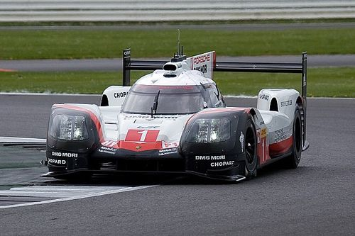 """Porsche playing its """"joker"""" at Silverstone, says Jani"""