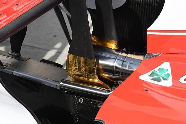 فورمولا 1 معرض الصور التقني: الجوانب التقنيّة لسيارات الفورمولا واحد في البحرين