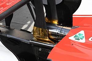Galería: fotos espía de los equipos de F1 en Bahrein