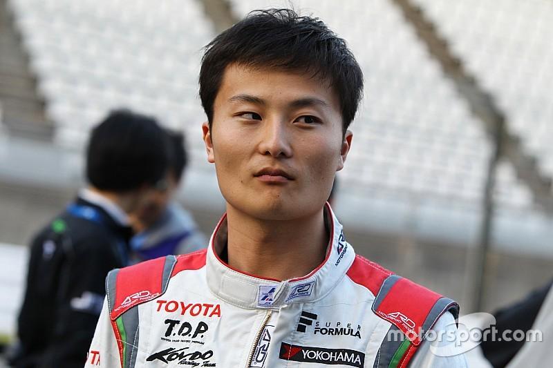 Toyota wprowadza Yamashitę do WEC