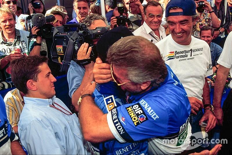 """Oud-manager Michael Schumacher: """"Hij had al plannen met Mick"""""""