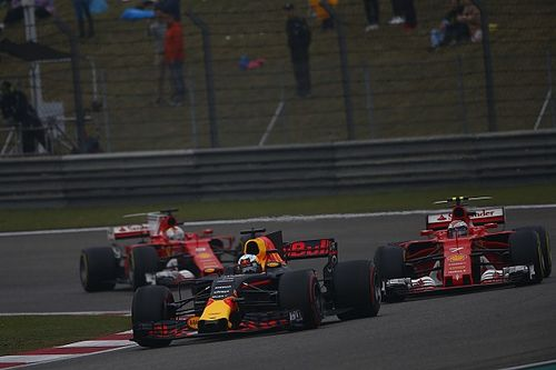 Ferrari, 2018 için Ricciardo ile ön anlaşma imzalamış olabilir!