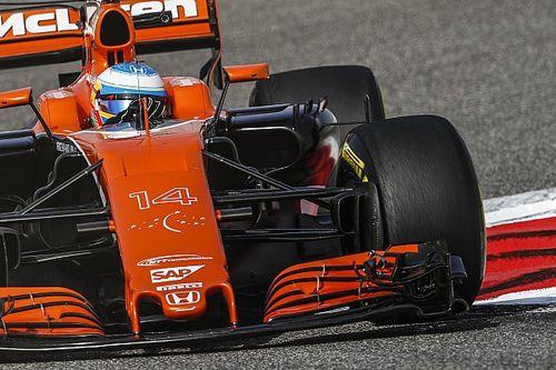 """Alonso: """"Met afstand het kleinste verschil sinds tijden"""""""