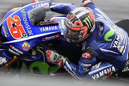 MotoGP: Vinales nyert Rossi előtt Argentínában a drámai esések után: Marquez és a Ducatik buktak!