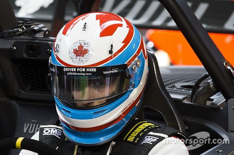 Stefan Rzadzinski sets brilliant performance in Race Of Champions debut