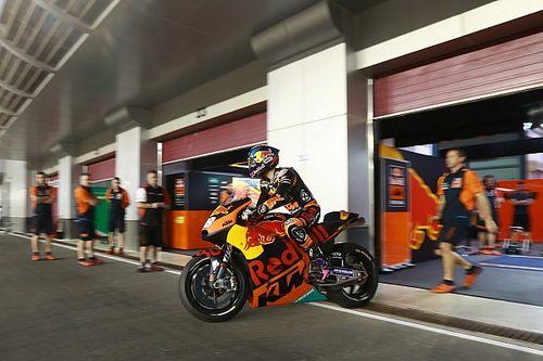 KTM sur le reculoir, Smith positive en vue de la course