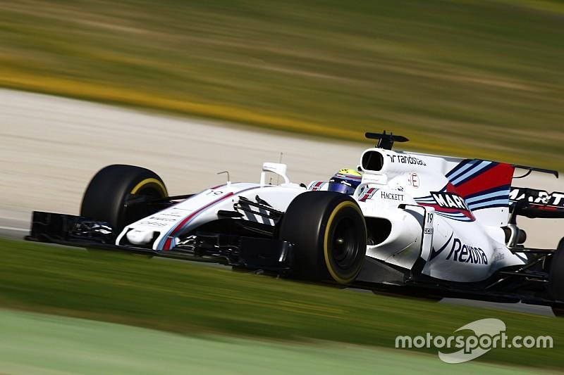 El estilo de Massa es ideal para los coches de 2017, dice Smedley