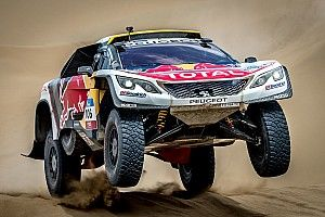 Silk Way Rally: Despres and Sotnikov at the gates of Xi'an