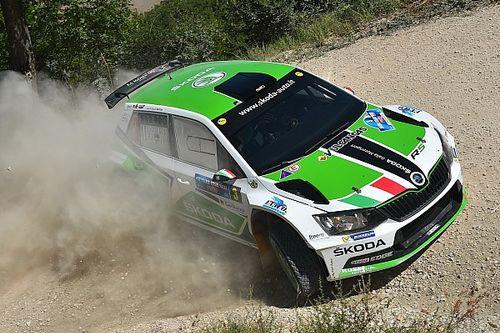 Umberto Scandola si porta a casa Gara 1 del Rally di San Marino