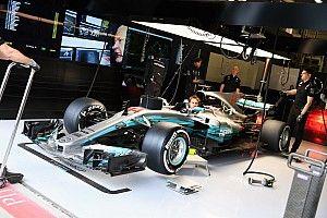 Un programme d'essais pour Mazepin avec une Mercedes 2017