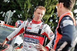 WRC Duitsland: Kopecky verrast in openingsproef, Meeke crasht