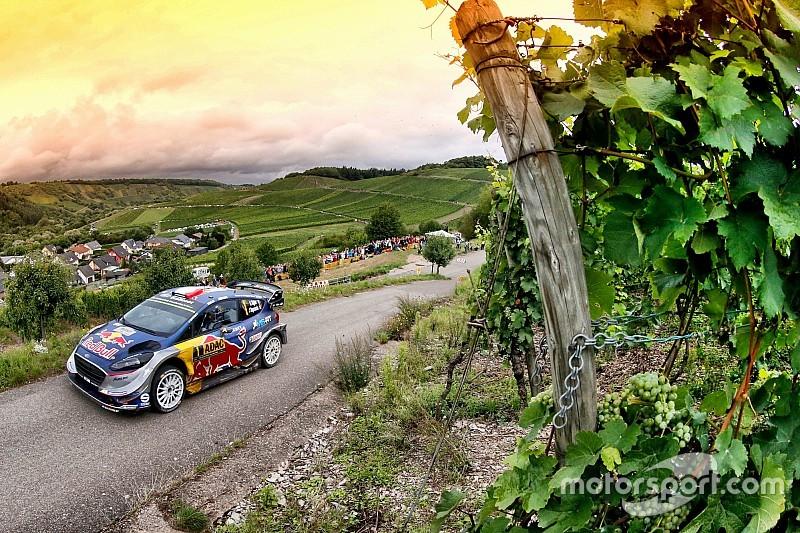 WRC Rallye Deutschland: Der Freitag im Live-Ticker