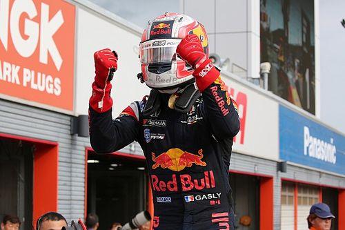 "Gasly hails ""amazing"" maiden Super Formula win"