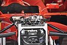 Ferrari: la 669 ha il terzo elemento della sospensione idraulico