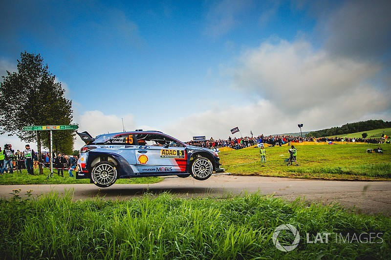 Hyundai Motorsport seeks return to form in Rally de España