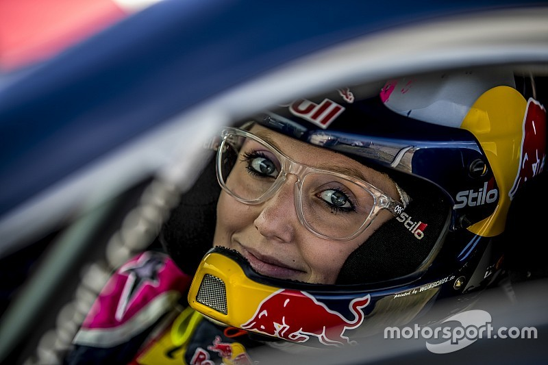 Tamara Molinaro sceglie Bernacchini come navigatore al Barum Rally