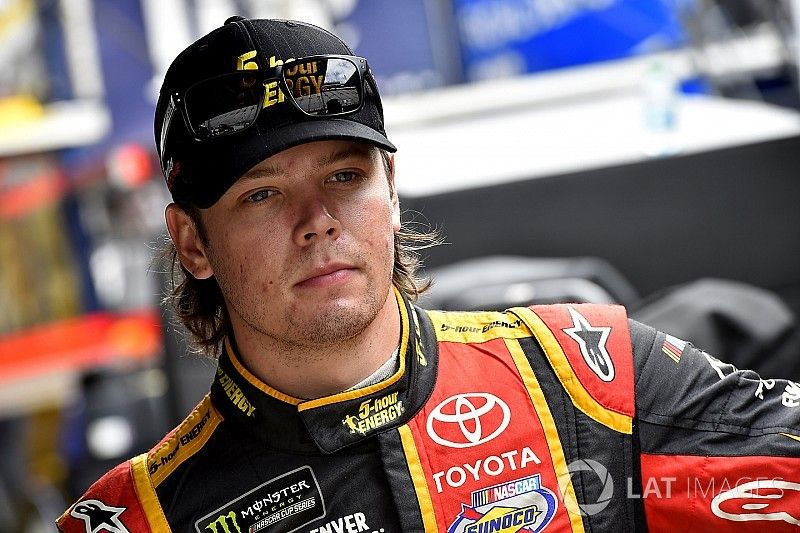 Erik Jones comes one position short of first Cup win at Bristol