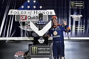 NASCAR Cup Gara Brad Keselowski regala la vittoria alla Penske ad Atlanta