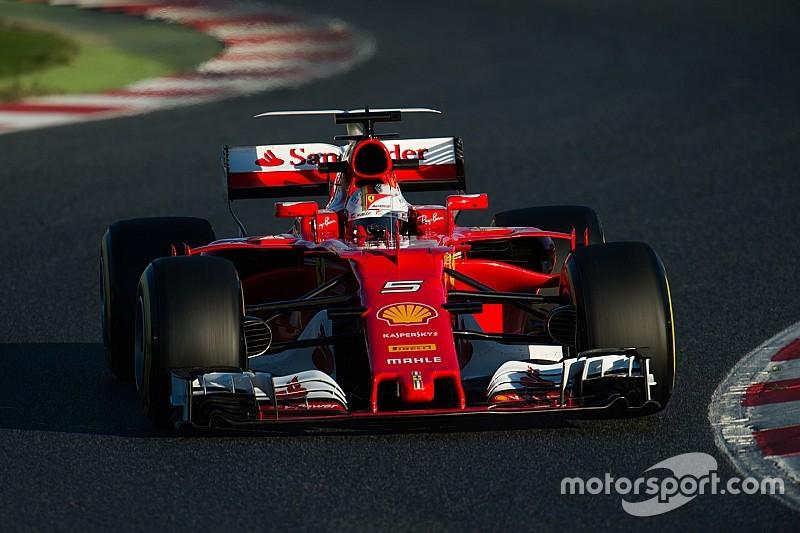 Pour Boullier, Ferrari est la bonne surprise des premiers tests