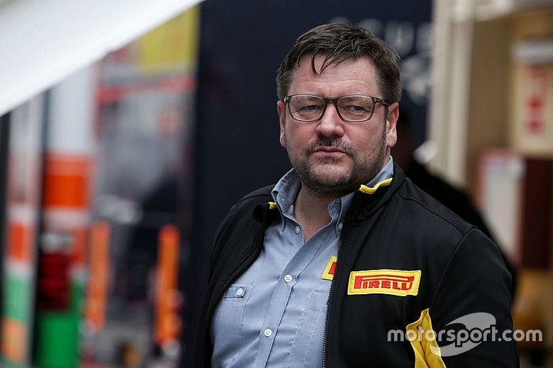 Pirelli reshuffles F1 structure as Hembery gets new job