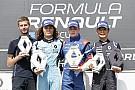 Formula Renault 雷诺方程式:亚军,叶一飞再登领奖台