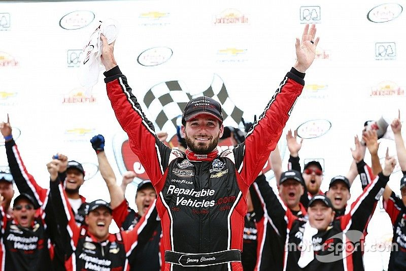 Jeremy Clements ready to capitalize on another Road America win