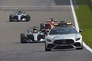 Nach Beschwerden: Braucht es ein schnelleres F1-Safety-Car?