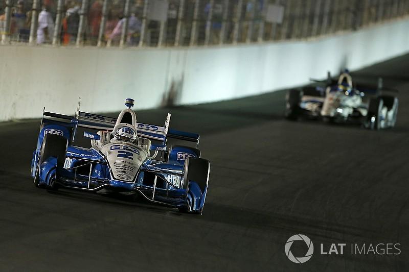 Ньюгарден выиграл гонку IndyCar в Мэдисоне
