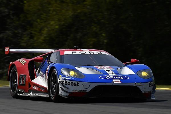 IMSA Ford vence a BMW por la pole en Virginia