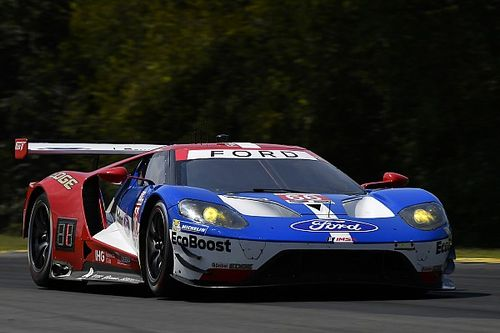 VIR IMSA: Hand's Ford GT beats BMWs to pole