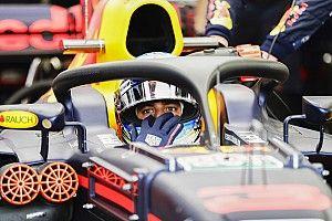 Ricciardo asegura que los fans deberán acostumbrarse al halo