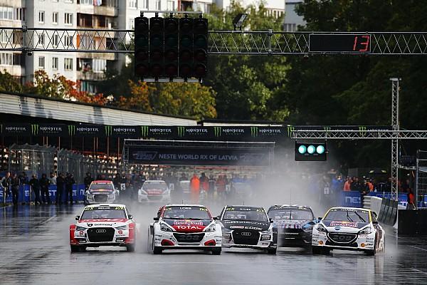 World Rallycross Noticias El World Rallycross, listo para ser 100% eléctrico en 2020