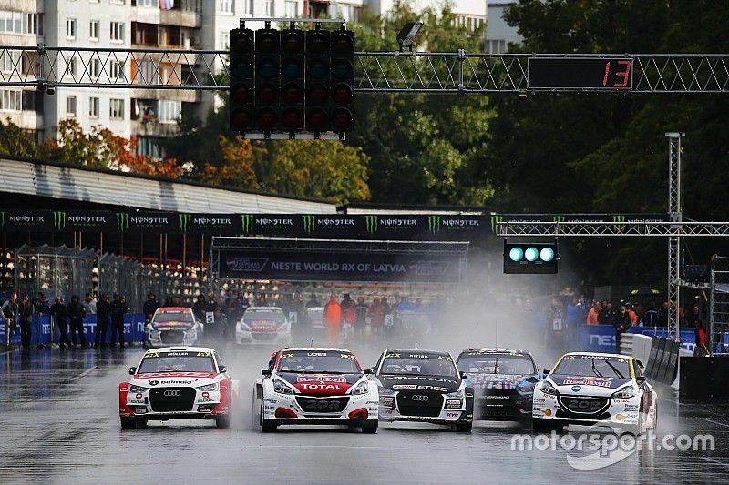 Le Rallycross mondial vers le tout électrique en 2020