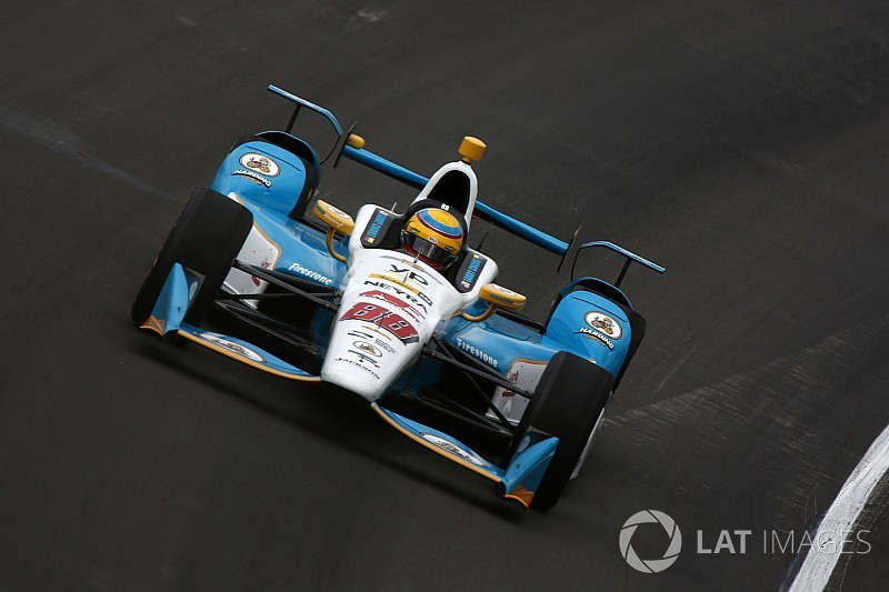 Harding Racing conferma l'impegno full time in IndyCar con Chaves