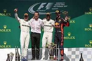 GP Kanada: Hamilton dominan, Vettel di luar podium