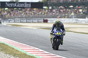 MotoGP Nieuws Rossi en Viñales zetten nieuw chassis in bij Dutch TT