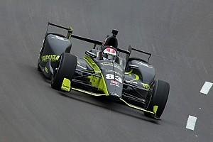 IndyCar Qualifyingbericht IndyCar in Fort Worth: Pole-Premiere für Charlie Kimball