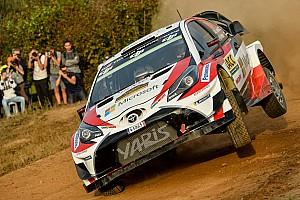 WRC Ultime notizie Toyota: Latvala non riparte nella Tappa 2. La Yaris ha troppi danni