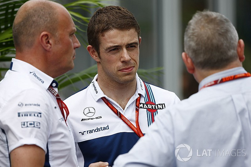 Giornata impegnativa per Di Resta nei test Williams di Budapest