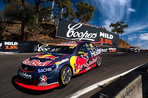 Whincup baffled after missing Bathurst Shootout