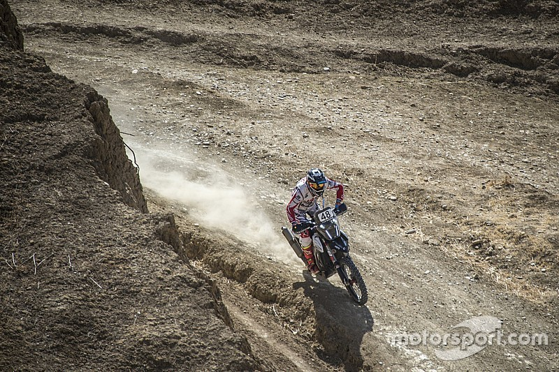 Oilibya Rally of Morocco: Santosh, Aravind 18th, 20th after Stage 1