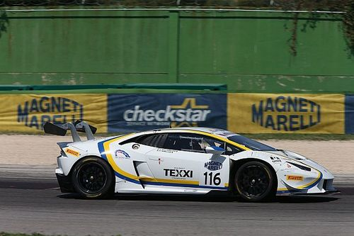 Super GT Cup - GT Cup: Cazzaniga e D'Amico conquistano Gara 1 a Misano