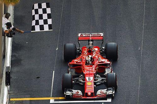 """摩纳哥大奖赛:16年后,红色跃马""""席卷""""公国"""