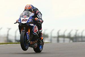 """Superbikes Nieuws Van der Mark blij: """"We kunnen strijden om podiumplaatsen"""""""