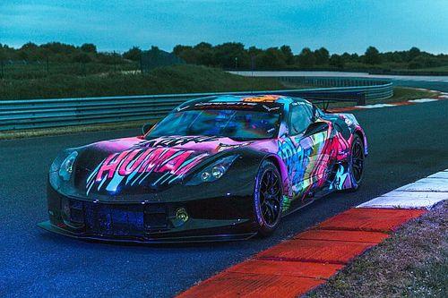 Larbre revela un diseño artístico radical para Le Mans