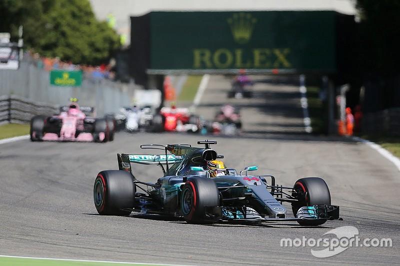 Horner: 'Lavada' prova que Mercedes tem o melhor motor da F1
