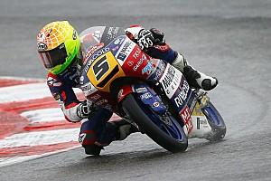 Moto3 Race report Misano Moto3: Fenati wins crash-filled wet race by 28s
