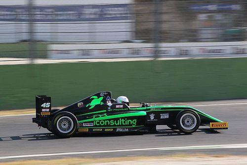 Ian Rodriguez prosegue nella F4 Tricolore con DRZ Benelli nel 2018